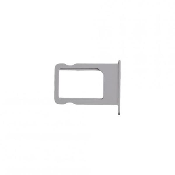 SIM Tray / SIM-Kartenhalter für iPhone 5, silber